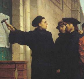 protestant artwork