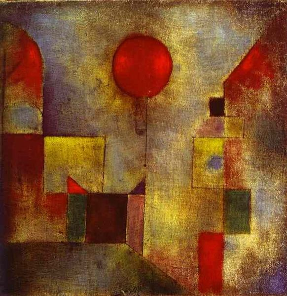 Red Baloon, 1922
