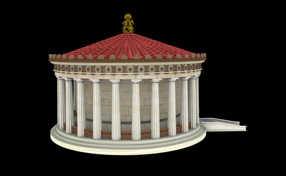 Tholos Epidaurus
